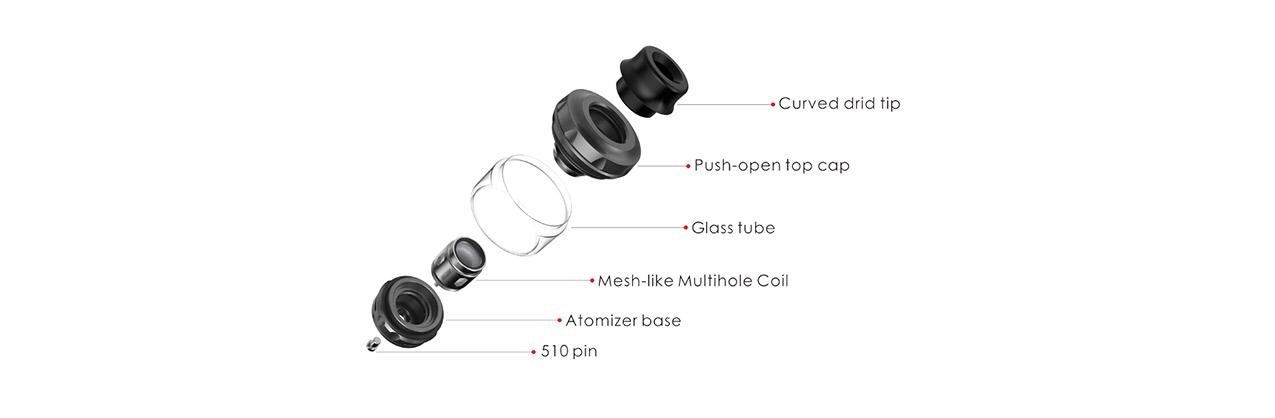 Wotofo Flux 200W Simplest Light Kit