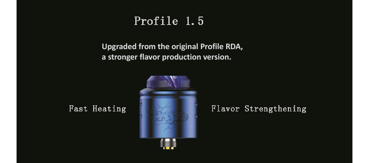 Wotofo Profile 1.5 RDA