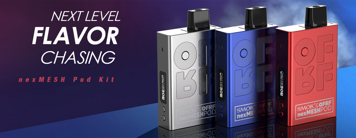 Smok OFRF nexMESH Kit
