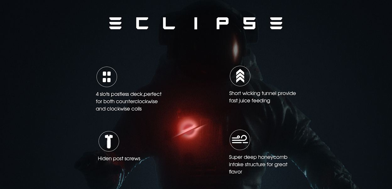Yachtvape Eclipse RTA