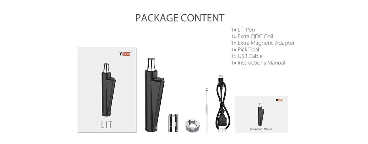 Yocan Lit Kit