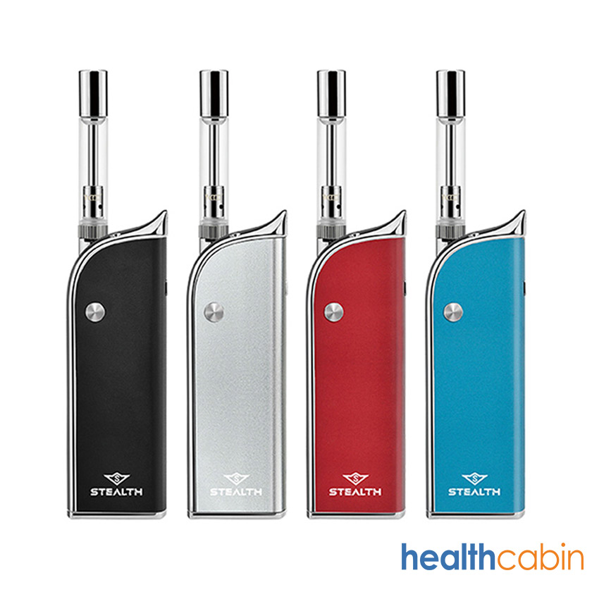Yocan Stealth 2-in-1 CBD Vape Kit 650mAh